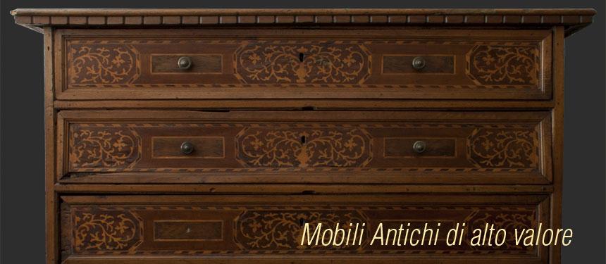 Traslochi strumenti musicali e mobili di valore europea for Mobili antichi vendita